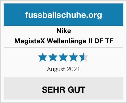 Nike MagistaX Wellenlänge II DF TF Test