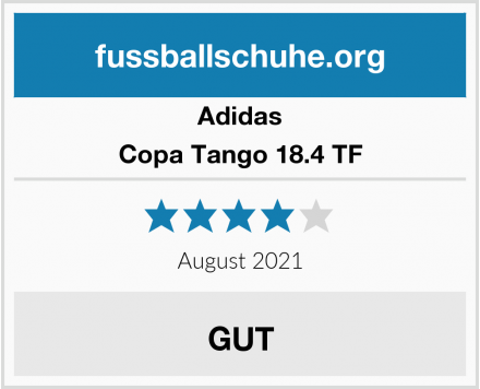 Adidas Copa Tango 18.4 TF Test