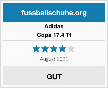 Adidas Copa 17.4 Tf Test