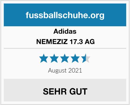 Adidas NEMEZIZ 17.3 AG Test