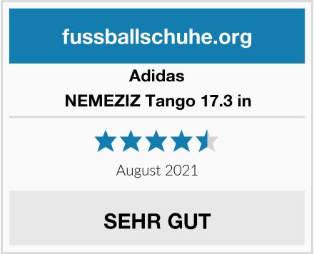 Adidas NEMEZIZ Tango 17.3 in Test
