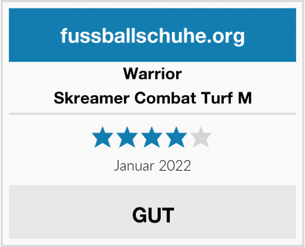 Warrior Skreamer Combat Turf M Test