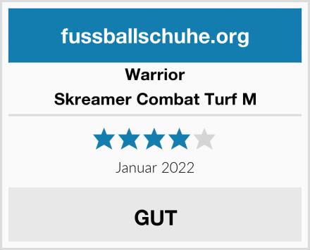 Warrior Skreamer Combat Turf M Test