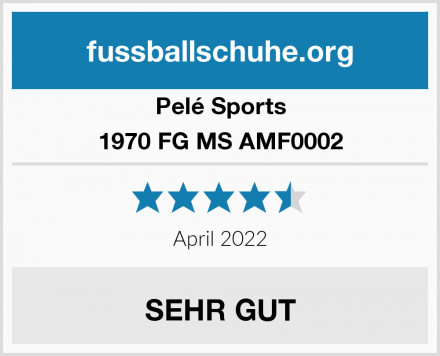 Pelé Sports 1970 FG MS AMF0002 Test