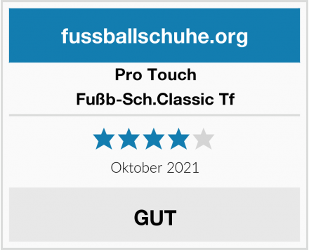 Pro Touch Fußb-Sch.Classic Tf Test