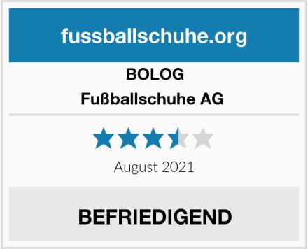 BOLOG Fußballschuhe AG  Test