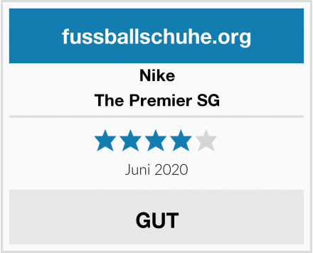 Nike The Premier SG Test