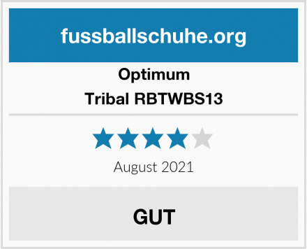 Optimum Tribal RBTWBS13 Test