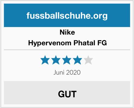 Nike Hypervenom Phatal FG Test
