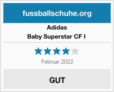 Adidas Baby Superstar CF I  Test
