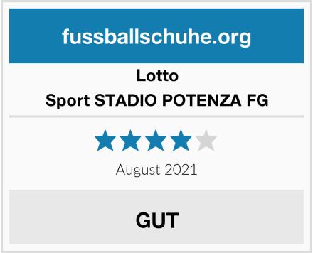 Lotto Sport STADIO POTENZA FG Test