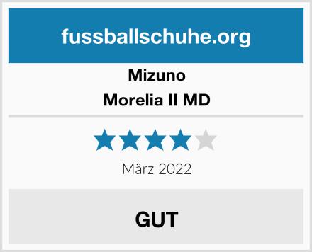 Mizuno Morelia II MD Test