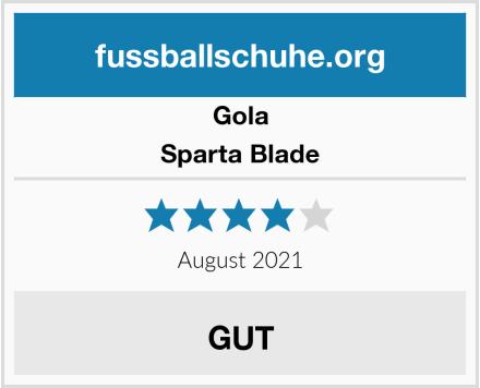 Gola Sparta Blade Test
