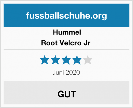 Hummel Root Velcro Jr  Test