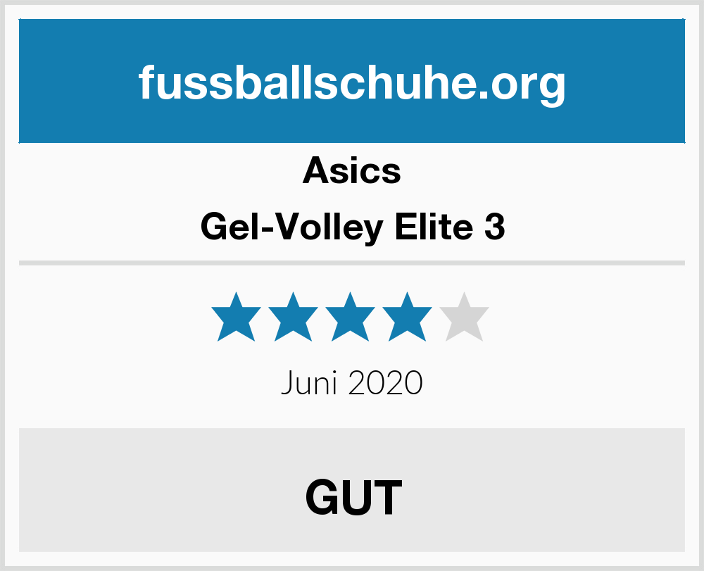 Asics Gel-Volley Elite 3