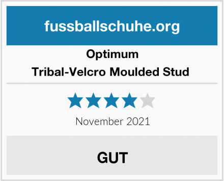 Optimum Tribal-Velcro Moulded Stud  Test