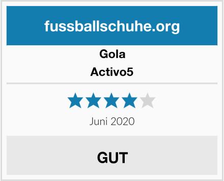 Gola Activo5 Test