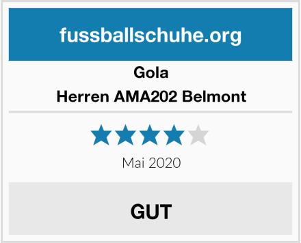 Gola Herren AMA202 Belmont Test