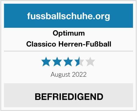 Optimum Classico Herren-Fußball Test