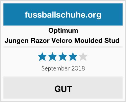 Optimum Jungen Razor Velcro Moulded Stud  Test