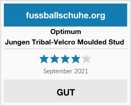Optimum Jungen Tribal-Velcro Moulded Stud  Test