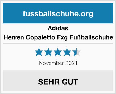 Adidas Herren Copaletto Fxg Fußballschuhe Test