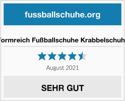 No Name Formreich Fußballschuhe Krabbelschuhe Test