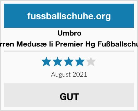 Umbro Herren Medusæ Ii Premier Hg Fußballschuhe Test