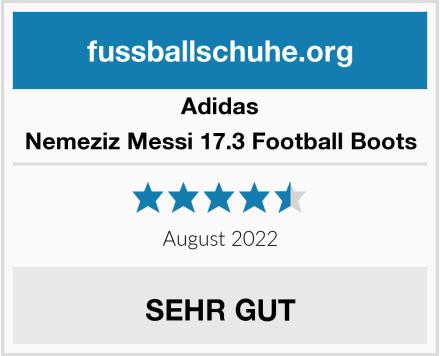 Adidas Nemeziz Messi 17.3 Football Boots Test