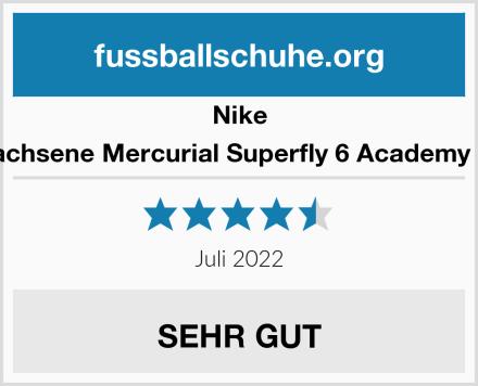 Nike Unisex-Erwachsene Mercurial Superfly 6 Academy Mg Jr Ah733 Test