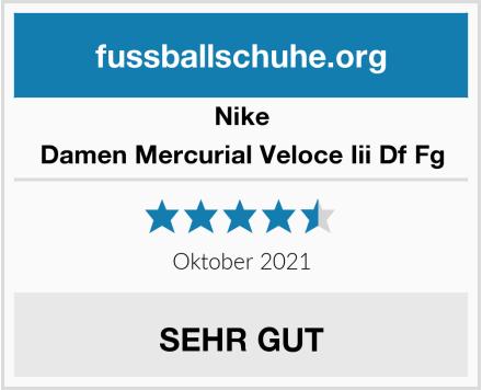 Nike Damen Mercurial Veloce Iii Df Fg Test