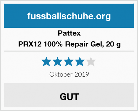 Pattex PRX12 100% Repair Gel, 20 g Test