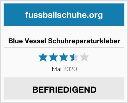 Blue Vessel Schuhreparaturkleber Test