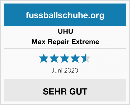 UHU Max Repair Extreme Test
