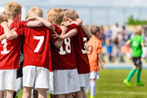 Fußball als Hobby für Kinder