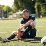 Tipps gegen schmerzende Füße in Fußballschuhen