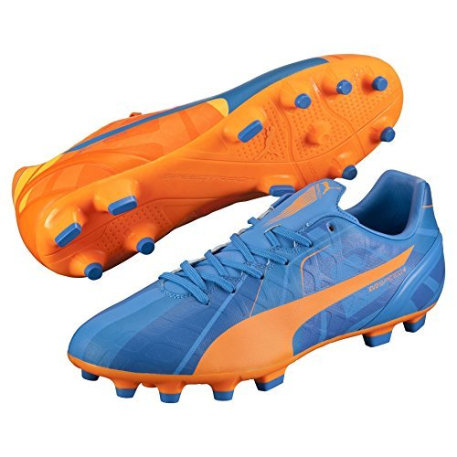 Puma Evospeed 4 Head to Head